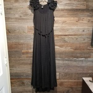 H&M Sleeveless Maxi Dress XS